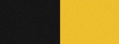 Computer-Nationalband / Vereinsband Schwarz-Gelb