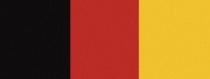 Computer-Nationalband Deutschland - Schwarz-Rot-Gold