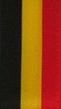 Nationalband Belgien - Schwarz-Gelb-Rot
