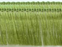 Kranzband-Klebefranse maigrün