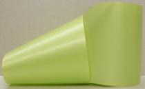 Computerband lindgrün - uni, ohne Randdekor