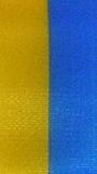 Nationalband Schweden - Mittelblau-Gelb